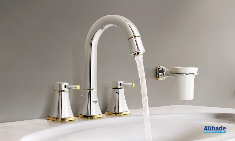 Robinet lavabo & vasque Grandera 1