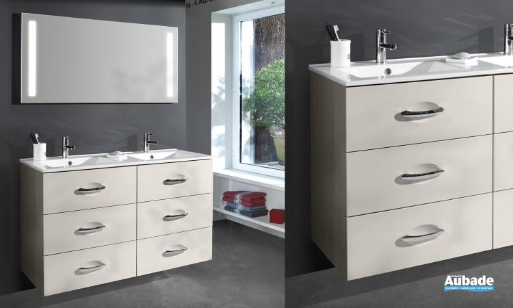 meuble salle de bains decotec bento, vue d'ensemble