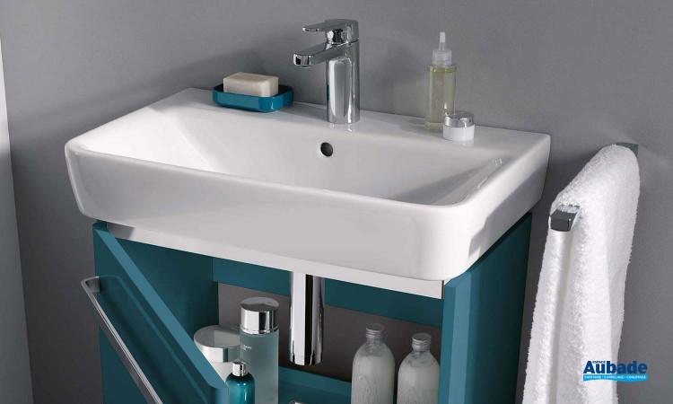Plan de toilette céramique Prima Style Compact d'Allia