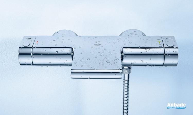 Mitigeur thermostatique bain / douche sans tablette Grohtherm 2000 de Grohe