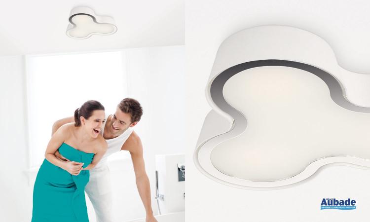 Plafonnier LED salle de bains Seru de Philips