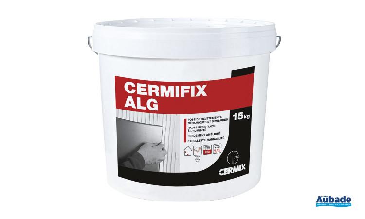 Mise en oeuvre et finition Cermix Cermifix ALG