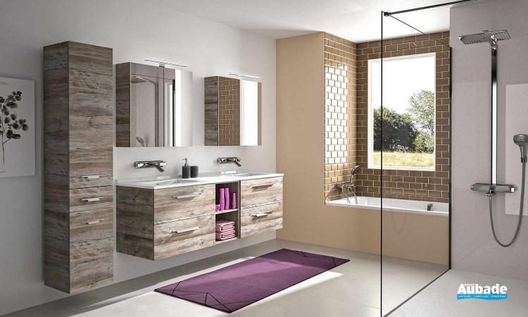 Meuble de salle de bains Strada par Ambiance Bain  9