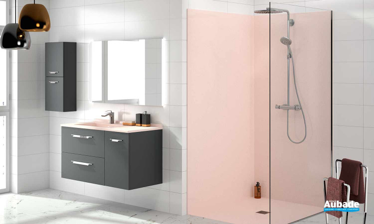 Meuble de salle de bains Strada par Ambiance Bain 10