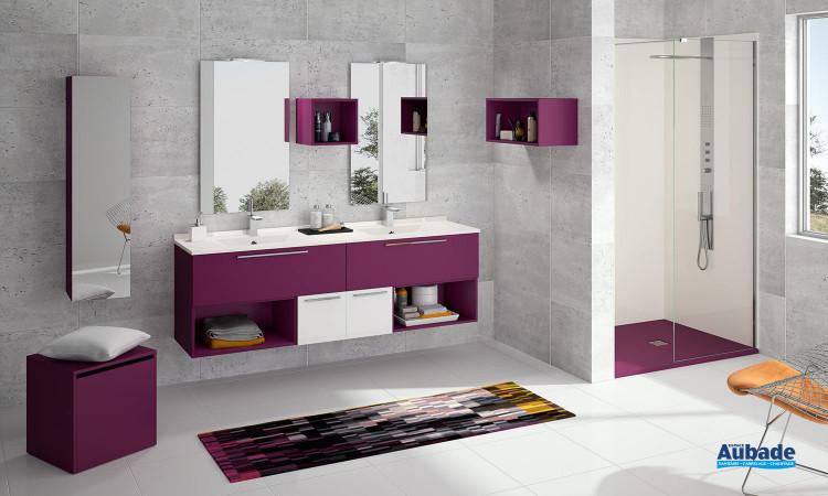 Meubles de salle de bains Akido par Ambiance Bain 3