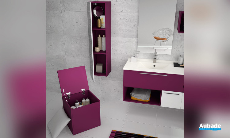 Meubles de salle de bains Akido par Ambiance Bain 4
