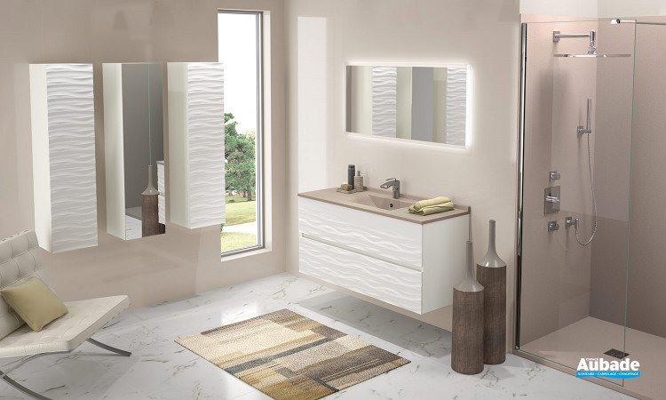 Meubles de salle de bains Akido par Ambiance Bain 5