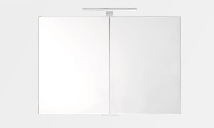 Armoire de toilette 2 portes de  Delpha