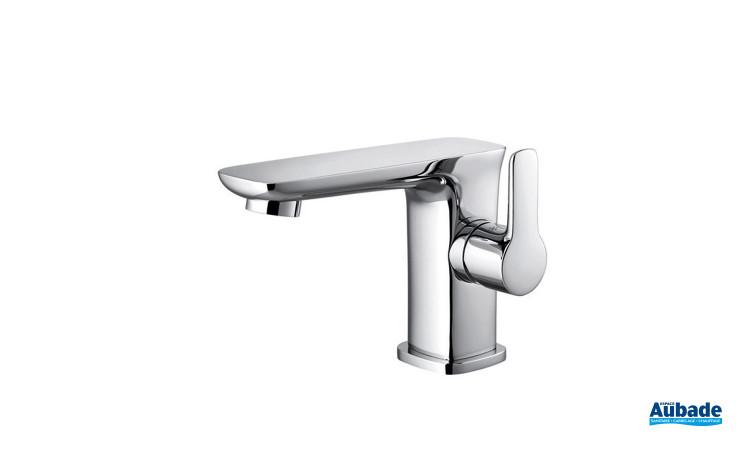 Mitigeur lavabo chromé Birdy par Paini France