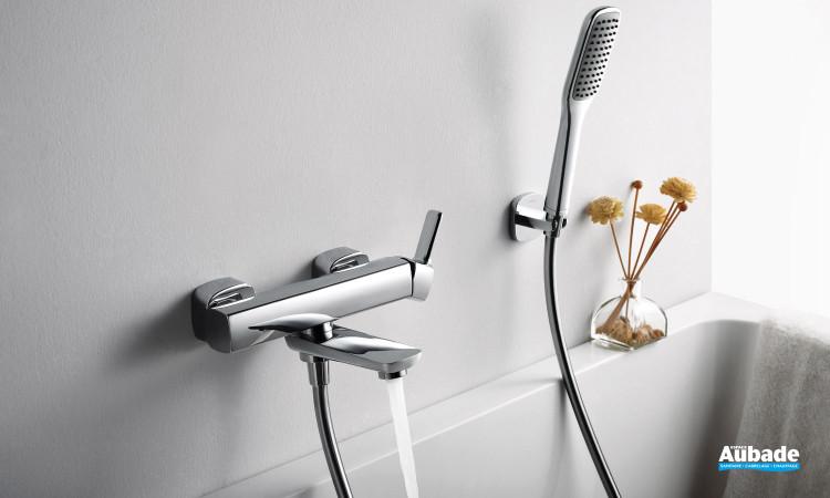 Robinet mitigeur mécanique pour bain douche Birdy de Paini