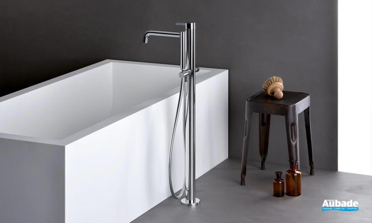 Robinet pour bain/douche Triverde 1