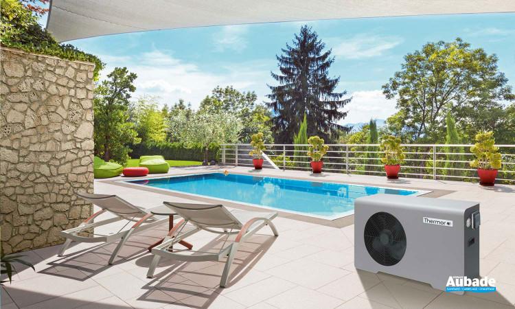 Pompe à chaleur pour piscine Aeromax de Thermor