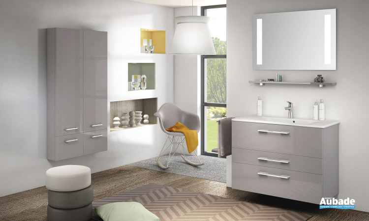 Meuble de salle de bains Graphic 93 de Delpha