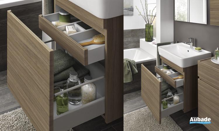 Ouverture du tiroir coulissant Prima Style d'Allia