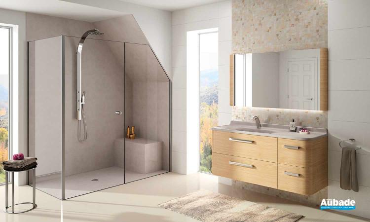 Meuble de salle de bains Glam par Ambaince Bain  5