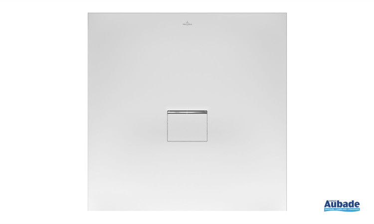 Receveur de douche carré Squaro Infinity de Villeroy & Boch