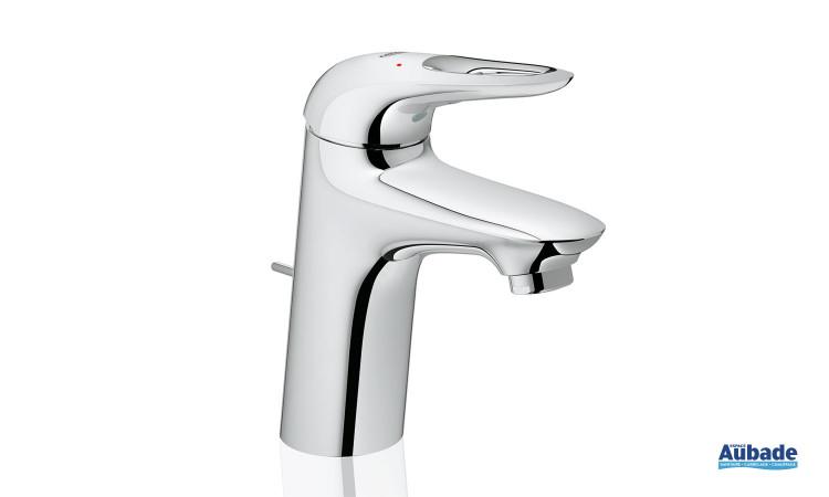 Mitigeur lavabo bec fixe Eurostyle de Grohe