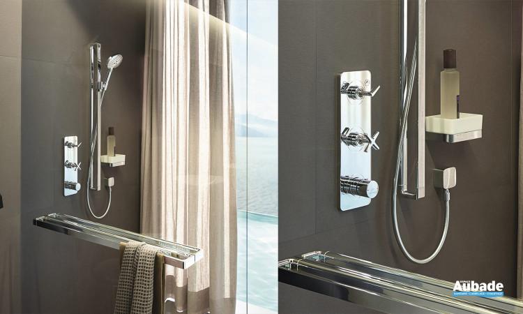 Colonne de douche avec barre Axor Citterio E