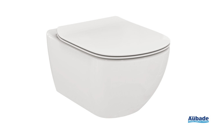 Pack cuvette suspendue Tesi AquaBlade® de Ideal Standard