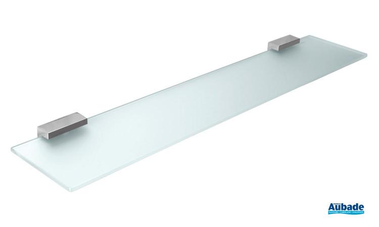 Tablette de salle de bains en verre Cubo d'Inda