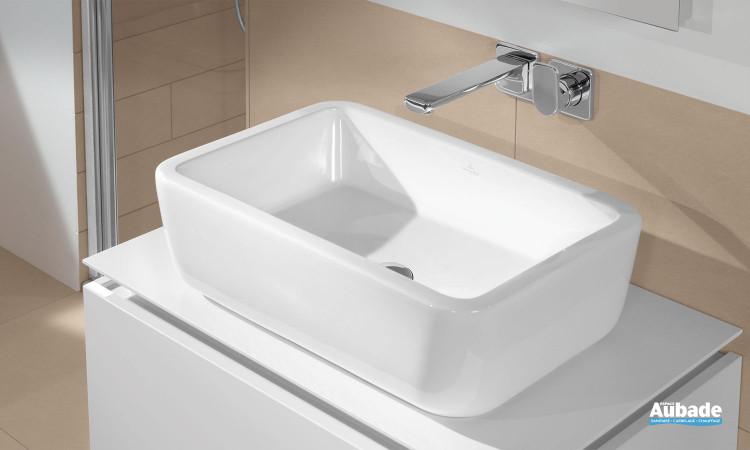 Vasque à poser rectangulaire Architectura Villeroy & Boch