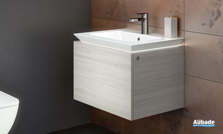 Plan de toilette en céramique Legato de Villeroy & Boch