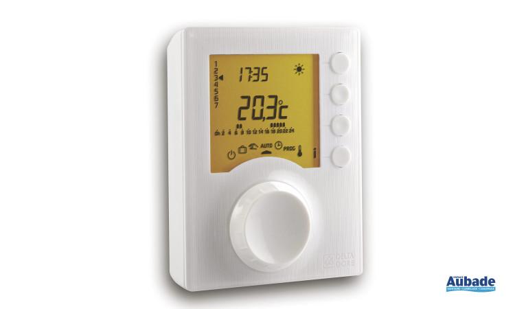 Thermostat TYBOX 117 pour chaudière et PAC de Deltadore