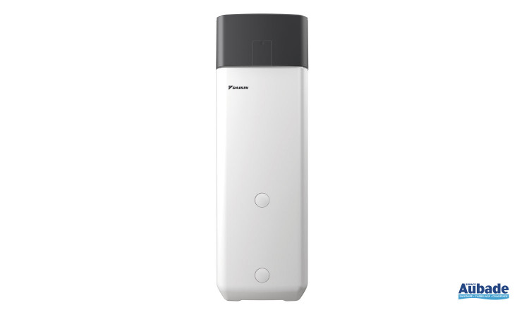 Chauffe-eau thermodynamique semi-instantané de Daikin