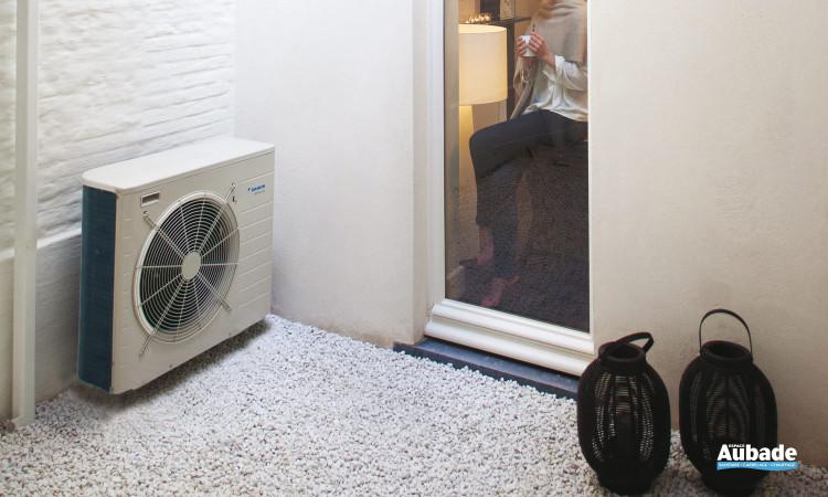 Pompe à chaleur hybride de Daikin