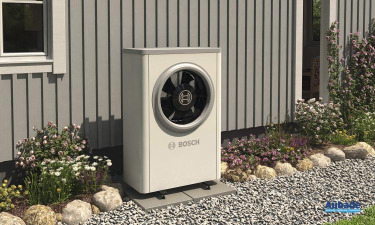 Pompe à chaleur aérothermique Compress 6000 AW Bosch