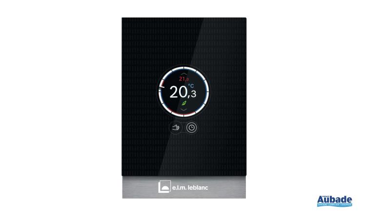 Thermostat tactile connectée ELM Leblanc ELM Touch