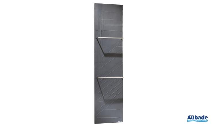 Sèche-serviettes design Ecume Bain de Cinier