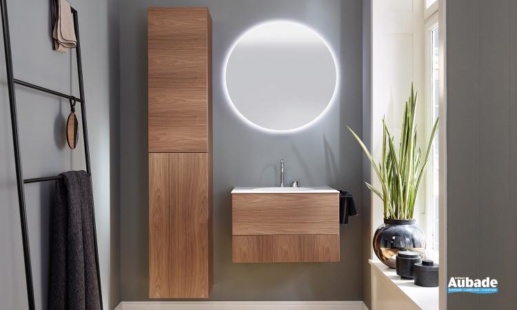 Meuble salle de bain et colonne Coco Burgbad