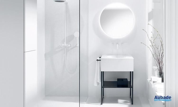 Meuble pour petite salle de bain Coco Burgbad