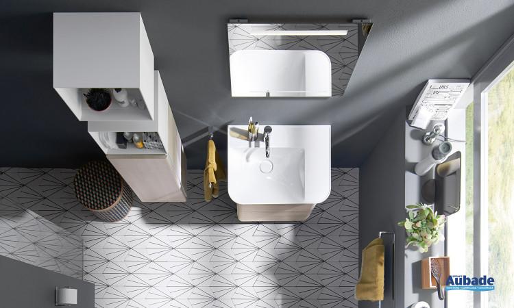 Meuble salle de bains Burgbad Iveo - 13