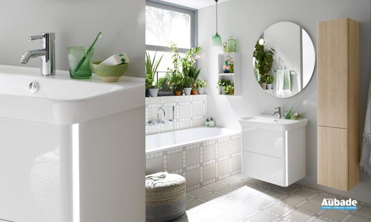 Meuble salle de bains Burgbad Iveo - 2