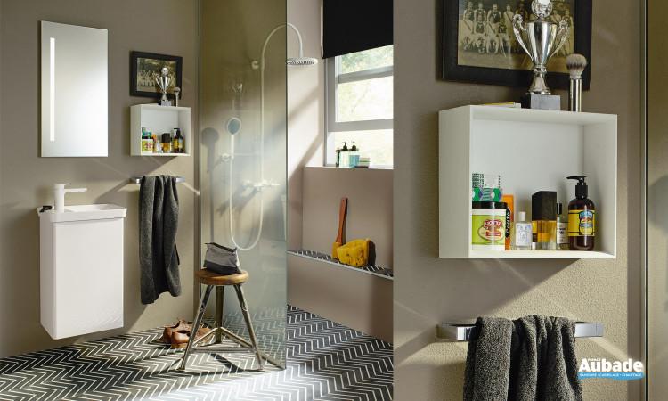 Meuble salle de bains Burgbad Iveo - 7