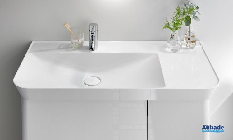 Meuble salle de bains Burgbad Iveo - 8