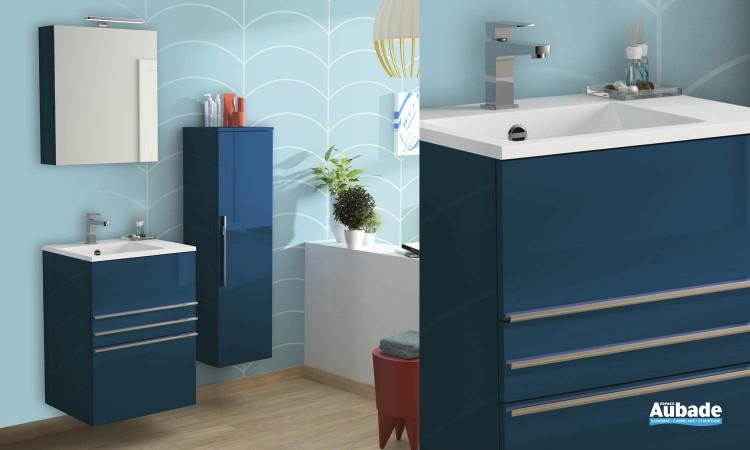 Petit meuble de salle de bains Filou Decotec