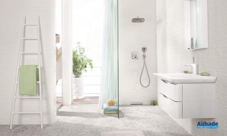 Robinetterie encastrée de douche Select par Hansgrohe