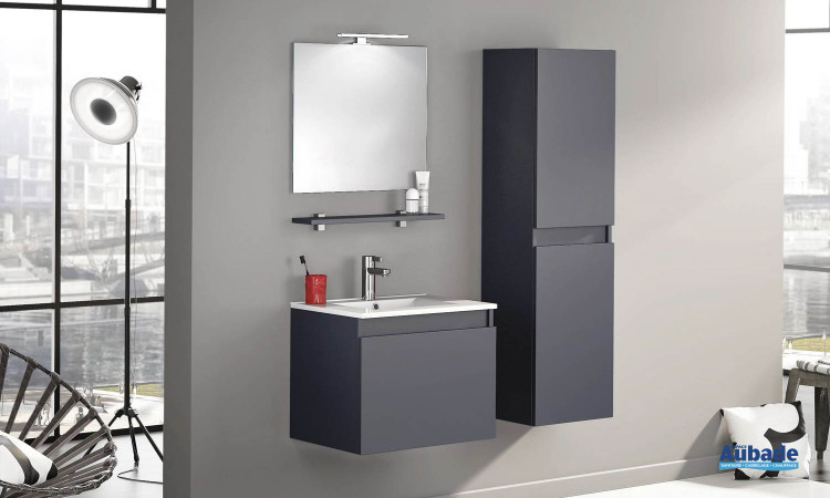 Petit meuble de salle de bains D Motion de Delpha