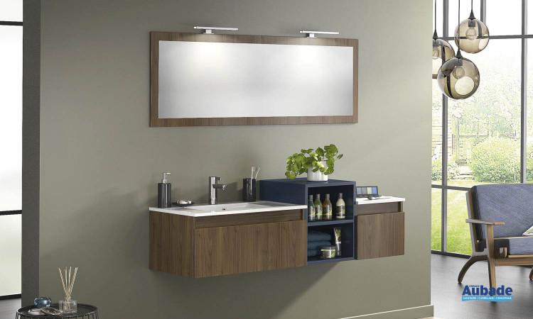 Meubles de salle de bains 160cm D Motion de Delpha