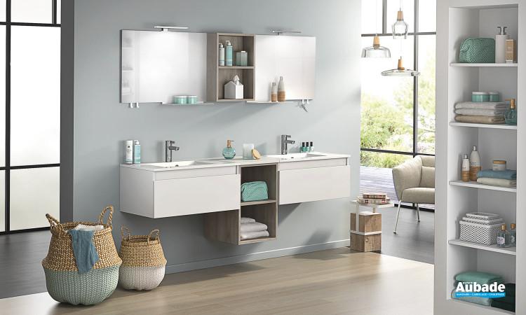 Grand meuble de salle de bains D Motion de Delpha