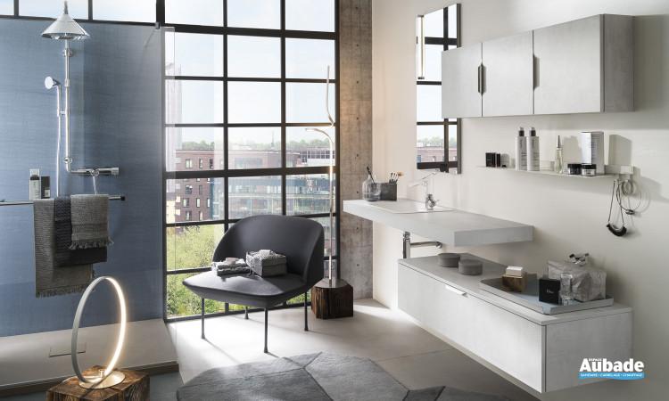 Meuble de salle de bains Unique Archi de Delpha