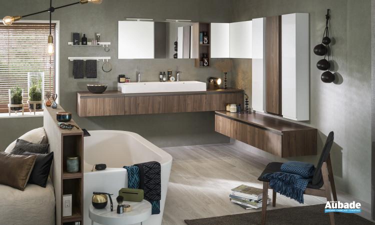 Meuble de salle de bains Unique Origine de Delpha