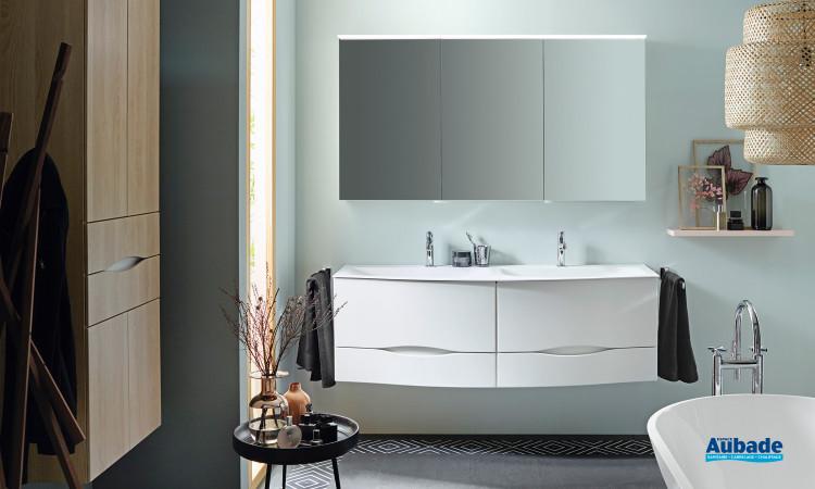 Meuble de salle de bains Sinéa 2.0 de Burgbad