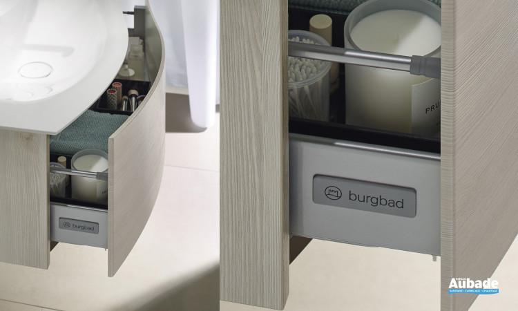 Meuble de salle de bains sinea 2.0 de Burgbad