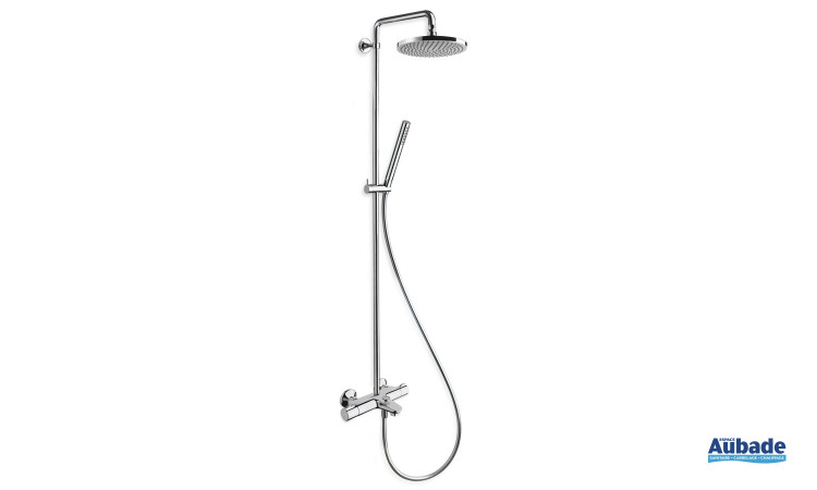 Colonne bain douche thermostatique de Cristina