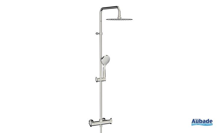 Colonne de douche mitigeur thermostatique Canopée
