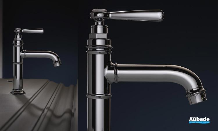 Mitigeur lavabo 100 Chromé Axor Montreux